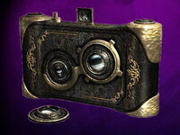 Spirit Camera The Cursed Memoir Camera Obscura
