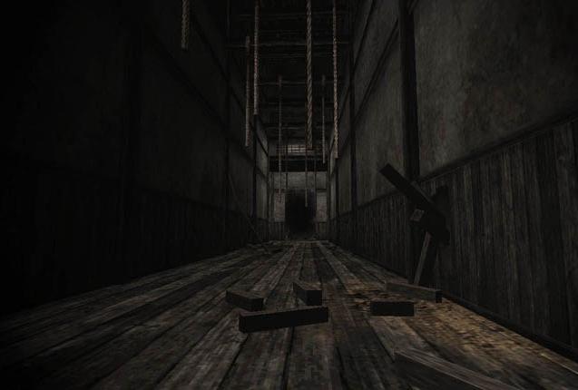Rope Hallway
