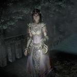 FFMoBW - Miu (Zelda Costume)