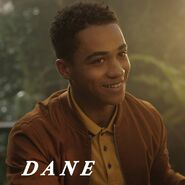 Promotional Photo Featuring Dane