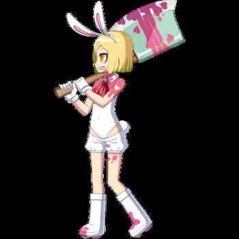 Mad Bunny Sprite