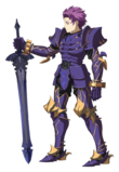 Saber Lancelot 1st