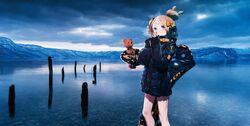 Abigail Williams - Lake Towada