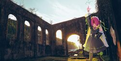 Frankenstein - Ruins of Chinda Dam