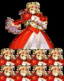 Nero Extra Anime Announce Sheet2