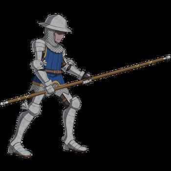 Soldier Lancer