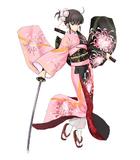 RyougiShikiSaberArcadeStage2