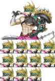 Sakata Kintoki Heian Warrior