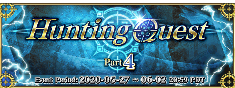 Hunting Quests Part IV (US)