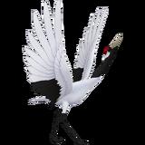 Crane Animal NP Sprite