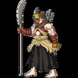 Musashibou Benkei Masked Sprite 2