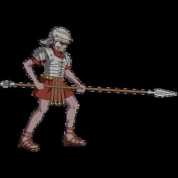 Roman Lancer