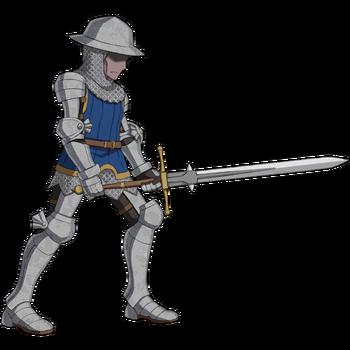 Soldier Berserker