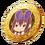 Scáthach Coin (Gold)