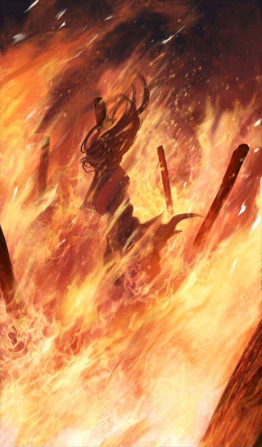 Địa Ngục Hỏa Hình