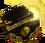 Demonic Crest Hamper