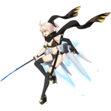 Okita Assassin Sprite1