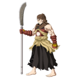 Benkei sprite 1