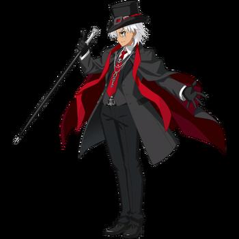 Phantom Thief Sprite