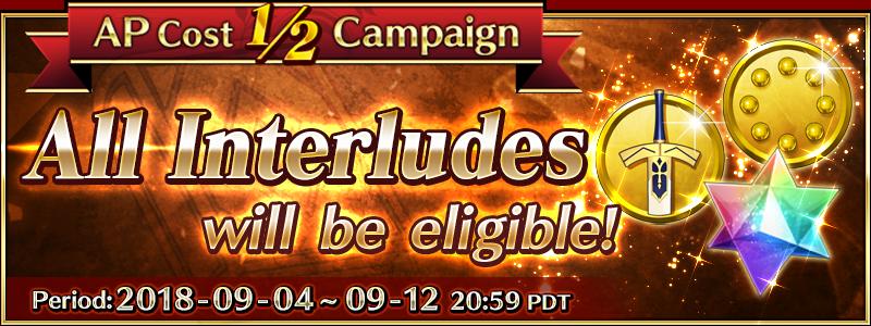 Interlude 1/2 AP Campaign 2 (US)