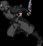 Fuuma NP Ninja Sprite