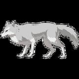 Sitonai Skill2 Wolf Sprite