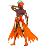 Ashwatthama No Weapon Sprite 3