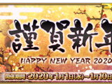 New Year Campaign 2020