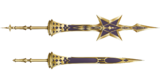 Pollux Ascension 1-3 Weapon