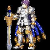 Lancelot Saber Sprite 2