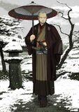 Yagyu Munenori winter theme