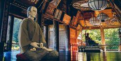 Yagyu Munenori - Hase-dera Main Temple