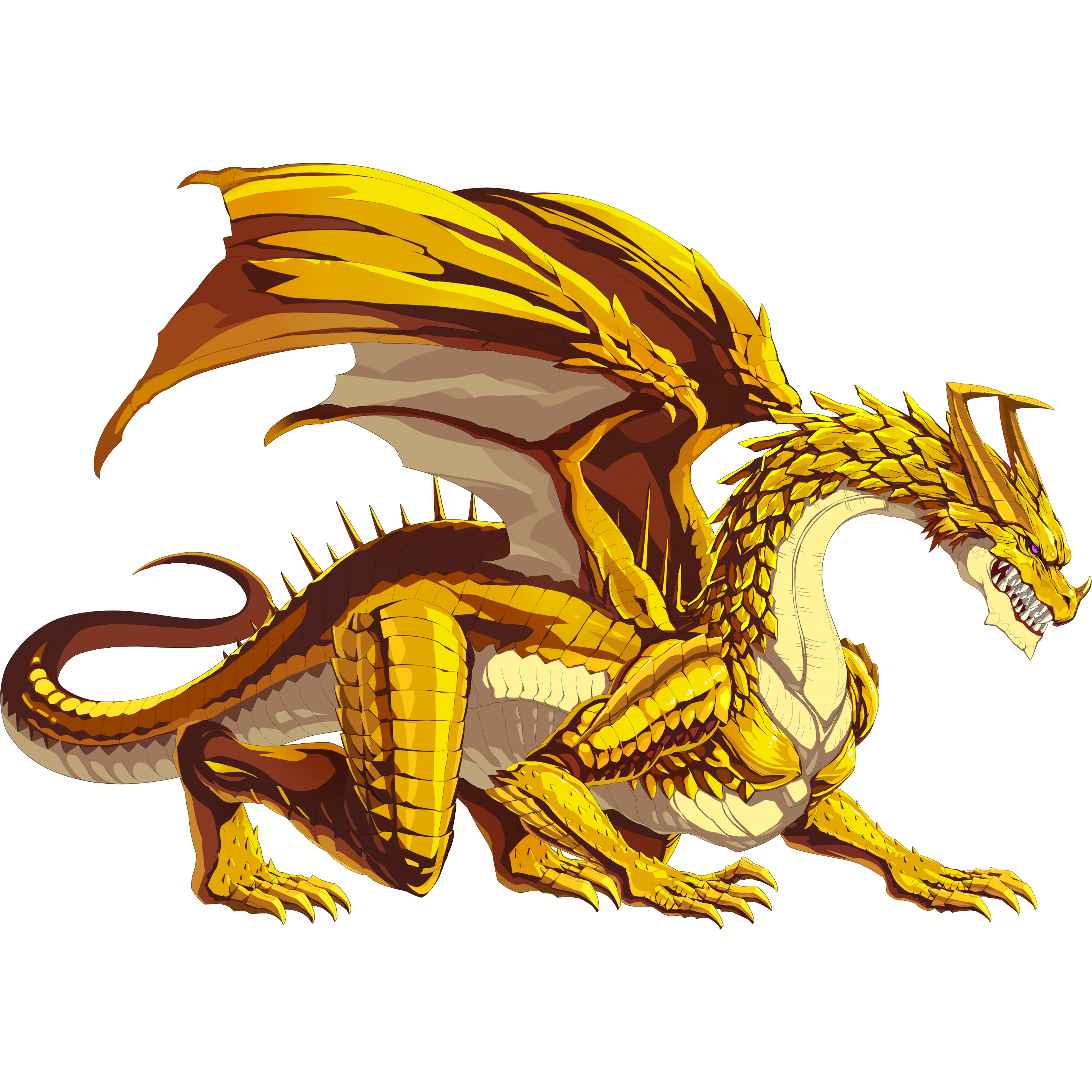 who and what is the golden dragon