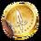 Saber Choco Coin