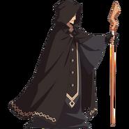 Celtic self-proclaimed druid