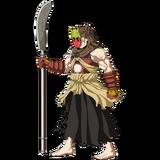 Musashibou Benkei Masked Sprite 1