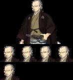 YagyuuMunenori Stage2 ExpressionSheet