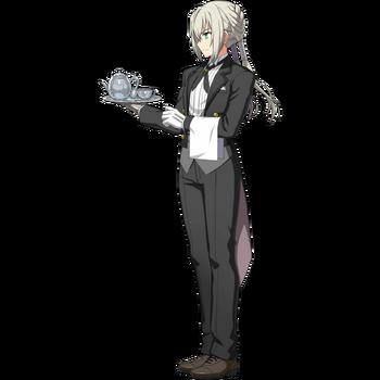 Silver Butler Sprite
