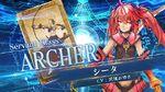 『Fate Grand Order Arcade』サーヴァント紹介動画 シータ