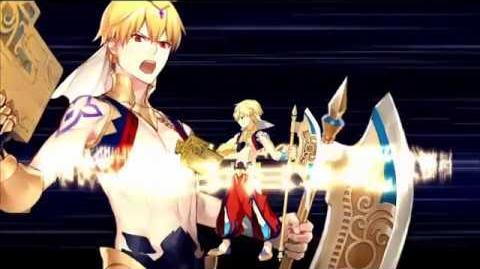 【Fate Grand Order】Gilgamesh (Caster) Noble Phantasm【FGO】ギルガメッシュ・宝具【FateGO】