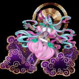 Ibuki Douji 3 Sprite