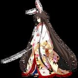 Ryougi Shiki Saber Bunny Ears 3