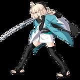 Okita Souji Sprite3 2nd Renewal