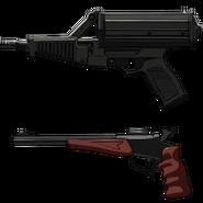Kerry guns