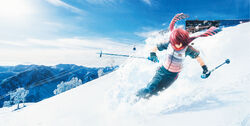 Fuuma Kotarou - Naeba Ski Resort