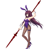 Scathach Costume Sprite