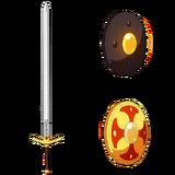 Boudica weapons
