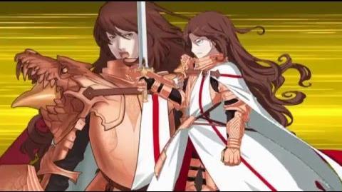 【Fate Grand Order】ゲオルギウス宝具、 力屠る祝福の剣