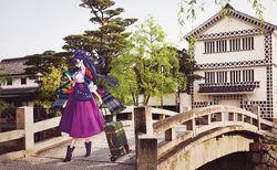 Murasaki Shikibu - Okayama