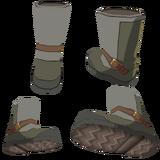 Bunyan shoes